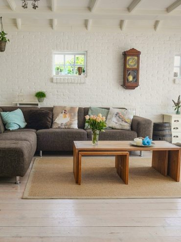 Living Room Couch Interior Room Home Sofa