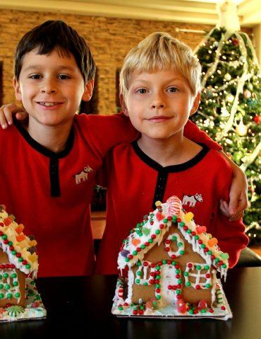Boys Children Celebrations Togetherness