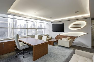 Office Sitting Room Executive Business Desk